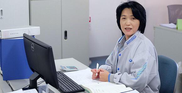 安心・安全の司令塔 品質管理部/前田昌子